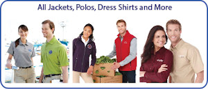 Custom Corporate Apparel Website of Adco Marketing