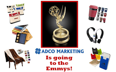 Adco Marketing Emmys Promotional Items