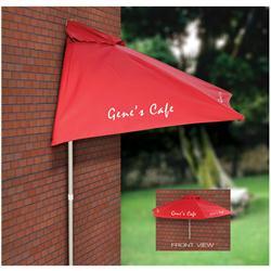 Half Cafe Umbrella