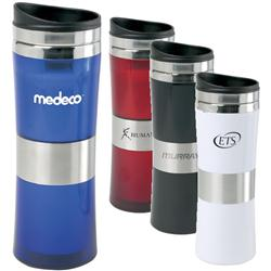 13 oz. Signal Tapered Tumbler Travel Mugs