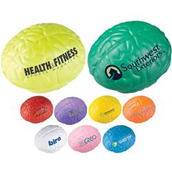 Brain Stress Balls & Relievers, Promotional Brain Stress Ball