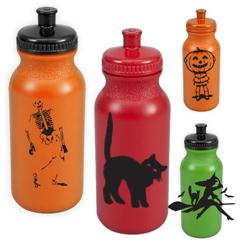 Holloween Giveaway 20 oz. Custom Bottles BPA Free