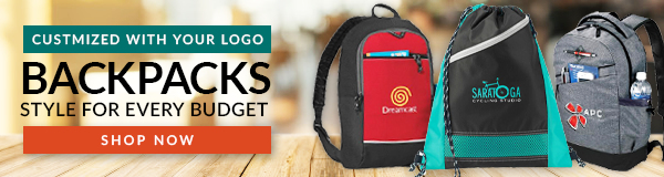 Promotional Backpacks, Custom Backpack, Back to School