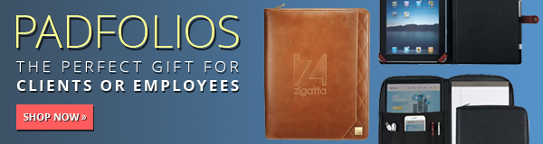 Promotional Padfolios and Custom Padfolio