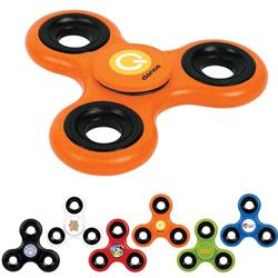 Custom Fidget Spinner With Full Color Logo Optional