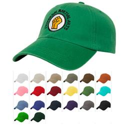 Relaxed Golf Cap with custom embroidery 6e0229ebe36