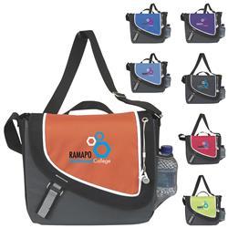 ba55f01e7ab8 Step Ahead Custom Messenger Bags on Sale by Adco Marketing