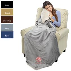 Micro Mink Custom Throw Blanket