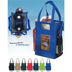 Custom Wine   Lunch Cooler Bag ef2cbcd400141