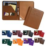 Conference Promotional Colored Padfolios, Custom Pad Holders