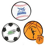 Custom Folding Baseball Flyers