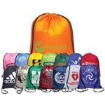 Drawstring Backpacks Custom & Promotional Cinch Bags