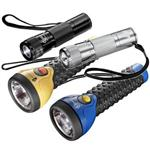 Custom Flashlights and Promotional Flashlights with your logo