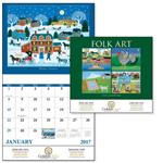 Folk Art Value Custom Calendars