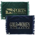 Custom Golf Towels & Promotional Golf Towels