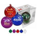 Hand Blown Glass Ornaments Custom Decorated