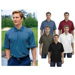 NIKE GOLF Tech Dri-FIT UV Sport Shirts with Tipped Trim