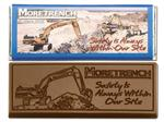 Old-Fashioned Promotional Candy Bar with Custom Wrapper