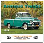 Antique Trucks Promotional Wall Calendar