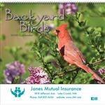 Farmer's  Backyard Birds Custom Wall Calendar of Farmers Almanac