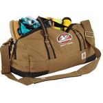 "Carhartt Signature 20"" Work Duffel Bag custom embroidered or printed"