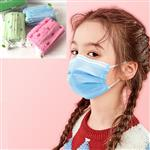 Childrens 3-Ply Face Masks in Cute Patterns in Bulk