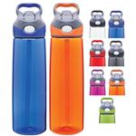 Contigo Addison Tritan Bottles in 24 oz size.  Custom Tritan Bottles.
