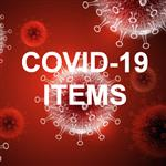 COVID-19 and Corona Virus Safety Items