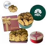 Custom Cookies, Promotional Cookie Tins, Corporate Gift Boxes