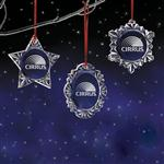 Custom Crystal Ornaments Etched