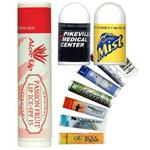 Custom Lip Balms, Promotional Lip Balm with Personalized Labels