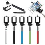 Selfie Stick with Colored Handles and Full Color Imprint