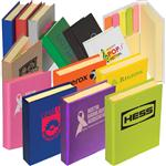 Custom Sticky Books and Promotional Sticky Booklets