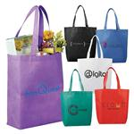 Eros Custom Non-Woven Polypropylene Tote Bags for Tradeshows
