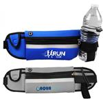 Hydrate Fitness Belt & Fanny Pack - Great for runners and marathon giveaways