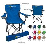 Folding Chair with Carrying Bags and your custom logo