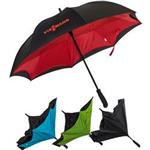 Custom Inverted Umbrellas & Reverse Folding Umbrellas