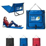 Lounging Beach Chair Foldable and Custom Imprinted