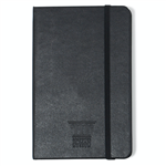 Moleskine® Hard Cover Ruled Pocket Notebook with ruled paper