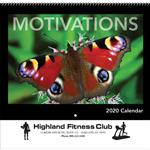 Promotional Motivational Wall Calendar, Motivations Calendars