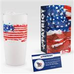 Patriot Tumbler Made In USA