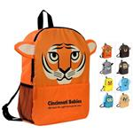 Paws n Claws Kids Backpacks - animal style custom kids backpacks printed with a logo