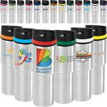 Custom Vacuum Insulated Travel Mugs