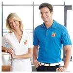 Custom Polo & Golf Shirts with Promotional Embroidery or Printed