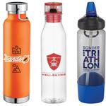 Custom Sports Bottles and Promotional Water Bottles