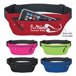 Running Belt Fanny Pack customized with your logo by Adco Marketing.