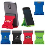 Folding Smartphone & Tablet Stand with custom logo imprinted