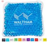 Square Aqua Pearl Gel Ice Packs & Heat Packs with Custom Printing