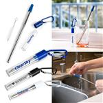 Reusable Straw in Stainless and Silcone with Custom Promotional Logo
