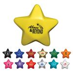 Colored Star Stress Relievers Quality Foam